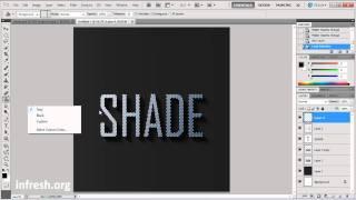 Добавляем эффектную тень к тексту
