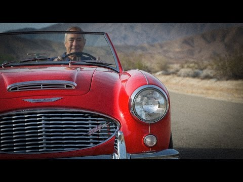 Nancy and Bruce Taylor 1959 Austin Healey 3000 Interview
