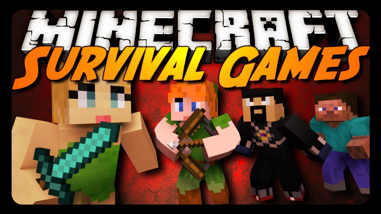 Minecraft Survival Games EVIL TINKERBELL RAMPAGE YouTube - Minecraft spielen youtube