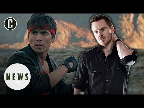 Michael Fassbender to Star in Kung Fury Movie from David Sandberg