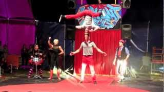 Best Juggling Finale Amazing The Red Trouser Show