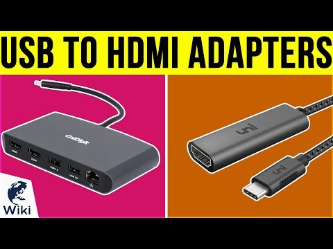 8 Best USB To HDMI Adapters 2019