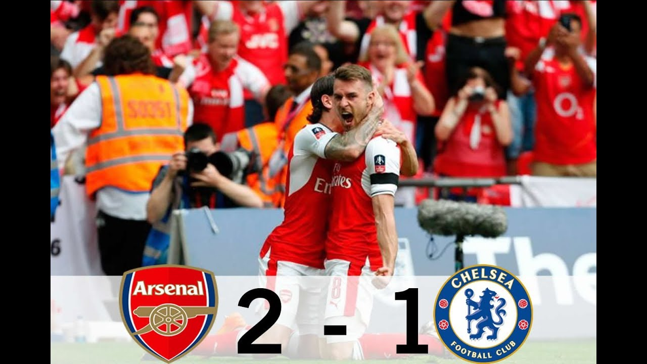 Download Arsenal  Vs Chelsea 2 - 1 all Goals and Highlights HD 24/1/2018 By TS Tech Talk
