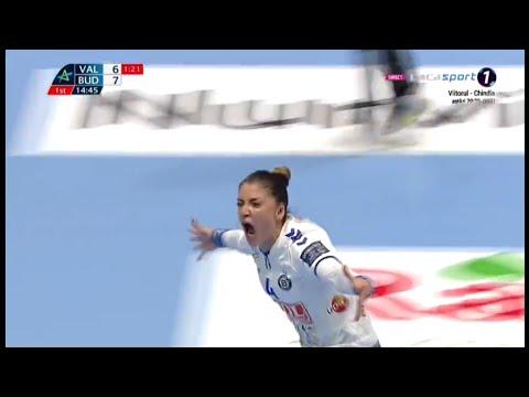 SCM Râmnicu Vâlcea - ŽRK Budućnost Podgorica (EHF Champions League)