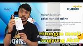 Solusi Mandiri Online Gagal Aktivasi Youtube
