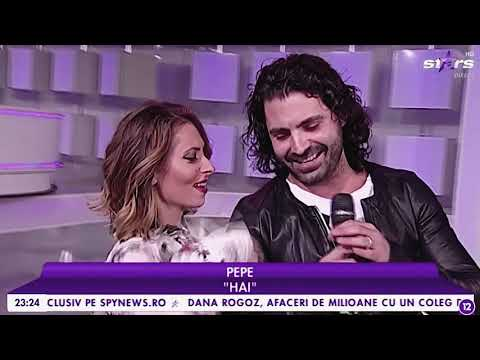 Pepe - Hai! / Agentia VIP @ Antena Stars / 17 Octombrie 2017