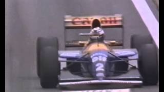 F1 1993 Rnd05 Spanish full race@Barcelona BBC English