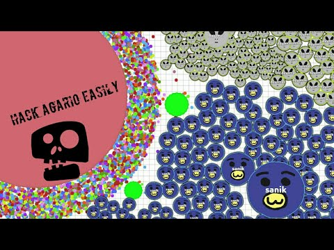 How To Hack Agario Game Level In Hindi Easy And Working