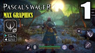 Pascal's Wager - Walkthrough Gameplay Part 1 (Android/IOS)
