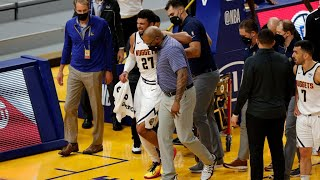 Elevator Pitch: Nuggets lost \
