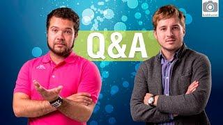 Задай Вопрос и Получи Ответ в Прямом Эфире - Q&A