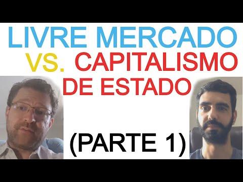 Livre Mercado X Capitalismo De Estado (parte 1)