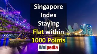 Singapore STI staying flat with 1,000 point, why? - Part 3