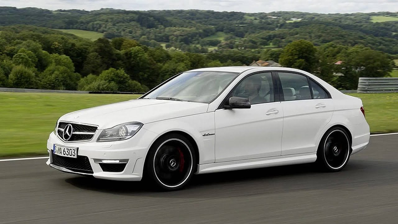 2012 mercedes benz c63 amg youtube for Mercedes benz c63 amg for sale