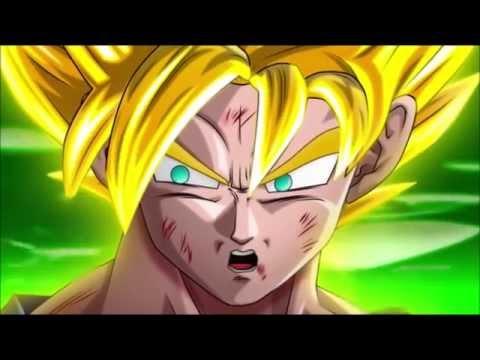 DBZ Fan Animation: SSJ Goku (Montaje de Audio Latino)