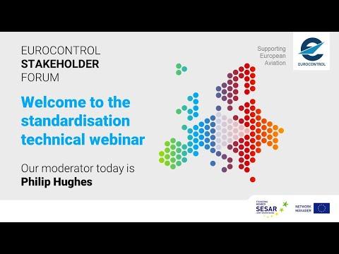 EUROCONTROL Stakeholder Forum on aviation standardisation