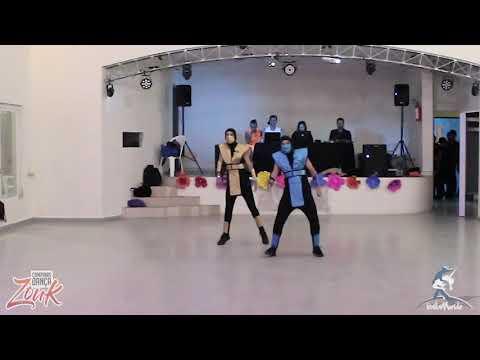 Baila Mundo - Cia Instinto de Rua (Campinas Dança Zouk 2018)