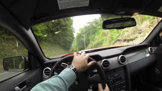2007 Ford Mustang Shelby GT500 POV Test Drive