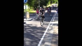london to brighton bike ride 2013 coldean lane brighton
