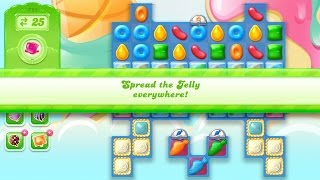Candy Crush Jelly Saga Level 751 (3 star, No boosters)