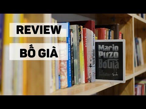 #2 Review sách Bố Già [Mario Puzo]