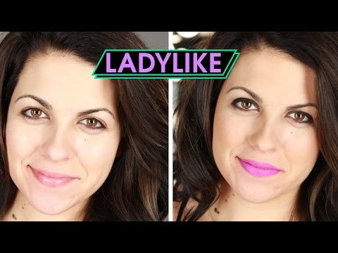 Thumbnail: Girls Do Each Other's Makeup • Ladylike