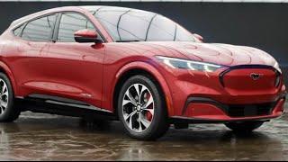 Конец Эпохи Tesla .  Новые Флагманы SUV Ford Mustang Mach-E, Aston Martin DBX, Mercedes...