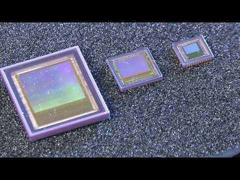 Global Shutter Imaging Sensor Demonstration Featuring the PYTHON Image Sensor Family