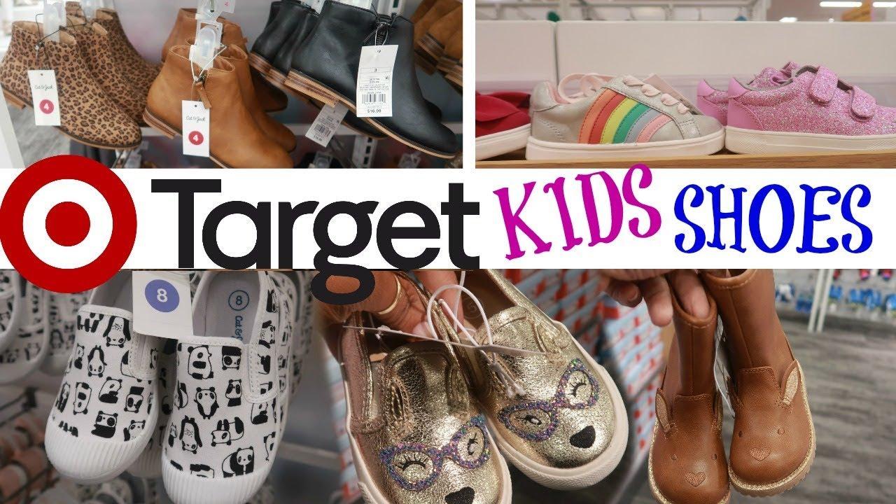 TARGET * KIDS SHOE SHOPPING!!! COME
