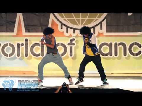 Самый крутой в мире танецОднозначноВот это таланты