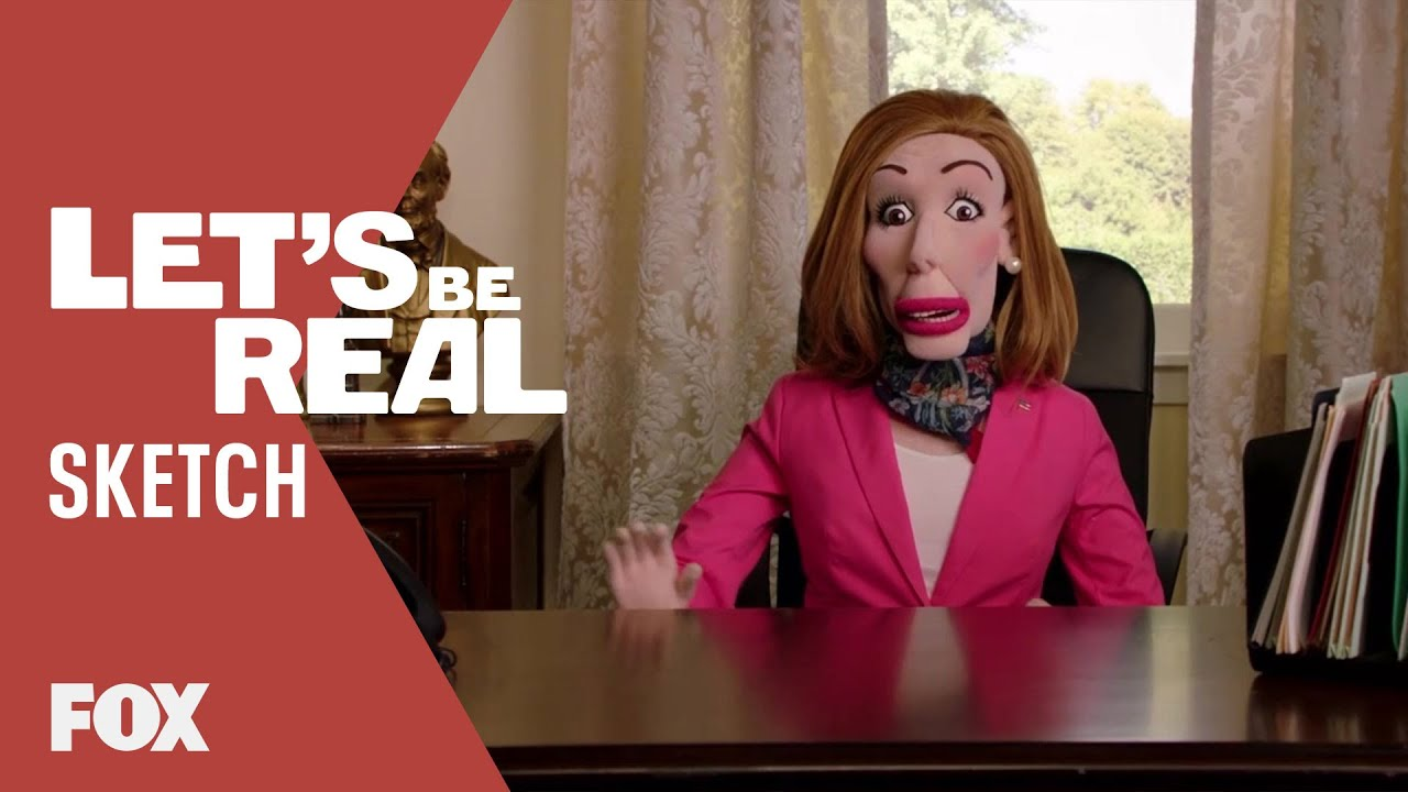 LET'S BE REAL - FOX TV