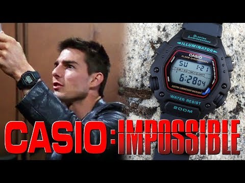 The Mission Impossible Casio! DW290-1V Classic Sports Watch Review - Perth WAtch #118