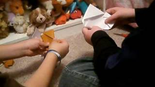 How To Make An Origami Turkey!
