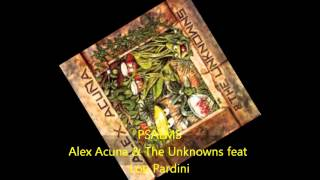 Play Psalms (feat. Alex Acuna and the Unknowns)