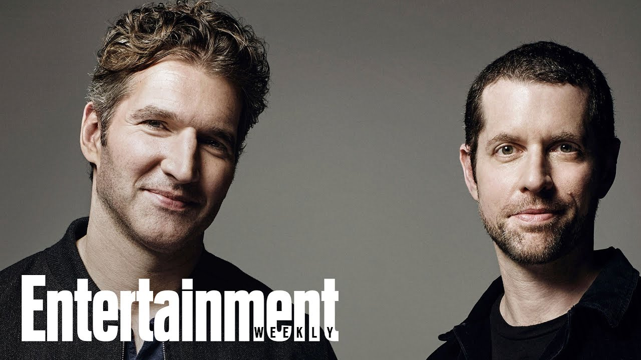 'Game Of Thrones' Showrunners Reveal Their Next Epic HBO Series | News Flash | Entertainment Weekly