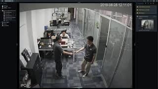 Violence  (Kung Fu)  Detection full Throttle test