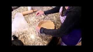 Oat Flour Pie Crust