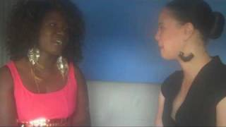 Christine Brooks-Cropper of GWFCC interviews Korto Momolu Thumbnail