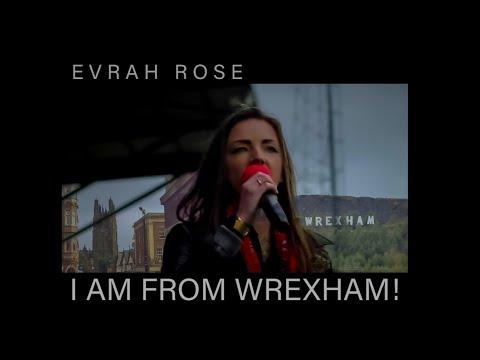 I Am From Wrexham    Spoken Word #wrexham