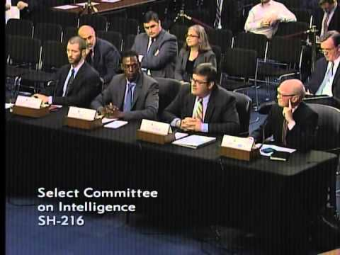 Senator Chambliss Questions Panel at Senate Intelligence Hearing (Part II)