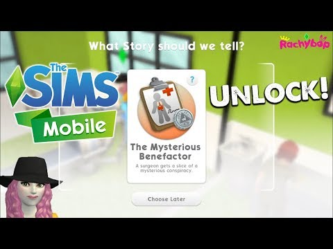 The Sims Mobile - How to unlock the Surgeon Career!