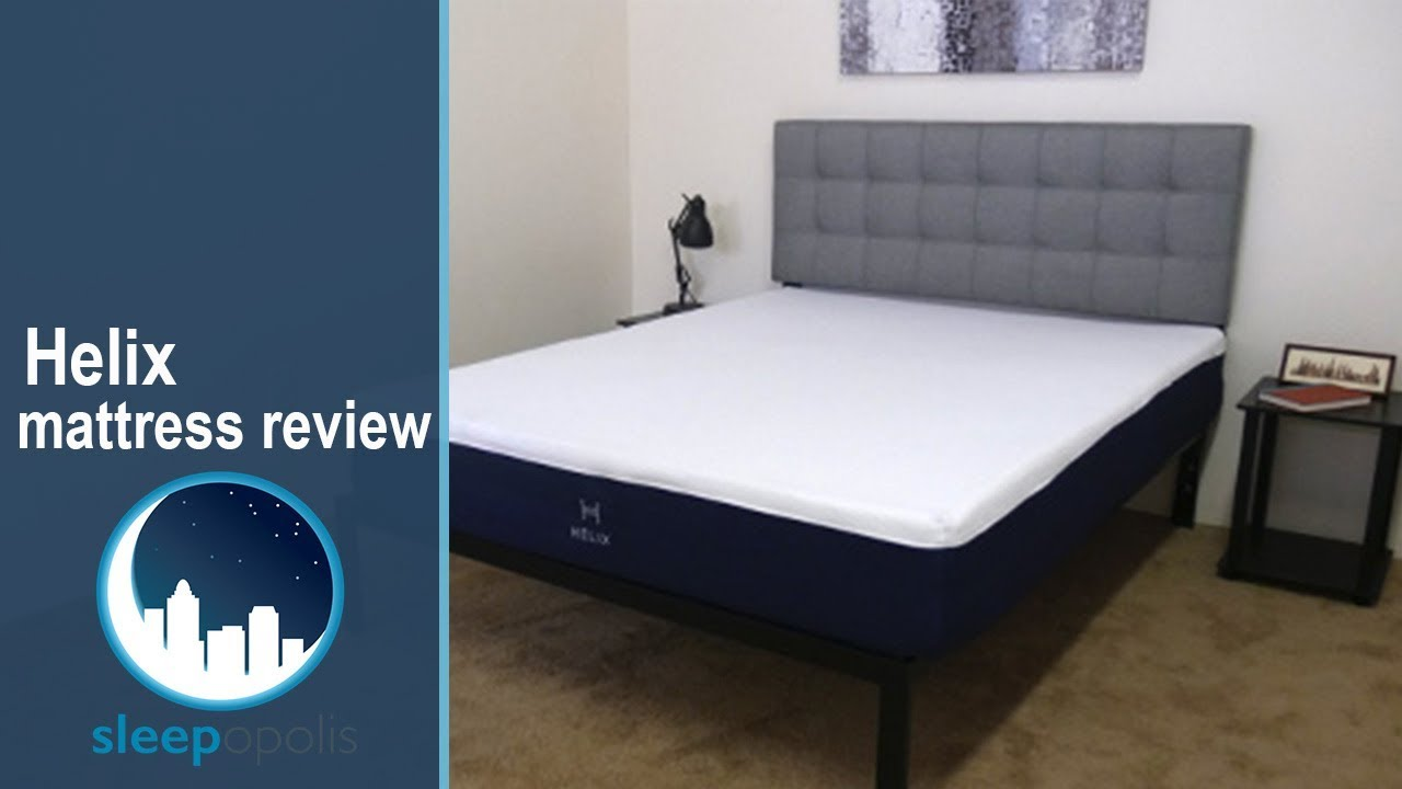 Helix Vs Loom And Leaf Helix Mattress Review
