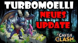 "Schloss Konflikt Castle Clash #222 ""Update: Team HBM & Hexenmeister"""