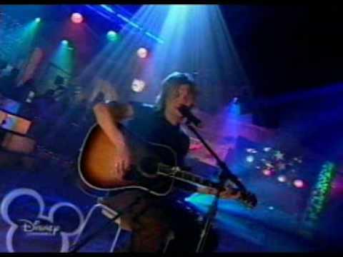 John Rzeznik - I'm still here (live at disney)