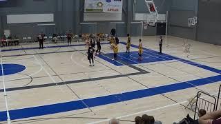 RaPy - Aalto-Basket (1/2), 18.2.2018, M1DB
