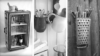30 Super Smart Recycled Storage Ideas