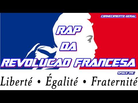 Rap da Revolução Francesa - Conhecimento Geral