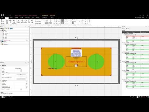 ReluxDesktop - Result tab