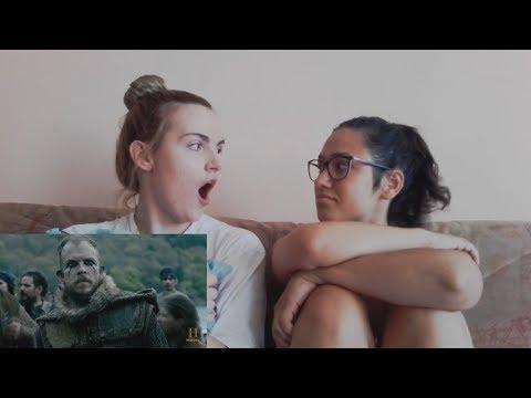 Vikings 4x01 Reaction