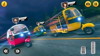 Tuk Tuk Auto Rickshaw Racing Game 2020 - Modern Tuk Tuk Racing Tracks - Android Gameplay HD screenshot 2